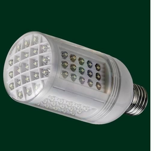 LED Corn Light with E27 Base;81pcs 5mm dip led;3.5-4.5W;P/N:HA001