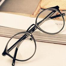New Men Women Nerd Glasses Clear Lens Eyewear Unisex Retro Eyeglasses Spectacles Free Shipping