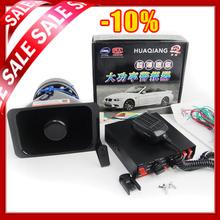 Car siren 11Tone car peaker alarm 100 W Electronic Siren Police Motorcycle police siren car alarm system car siren horn sirena