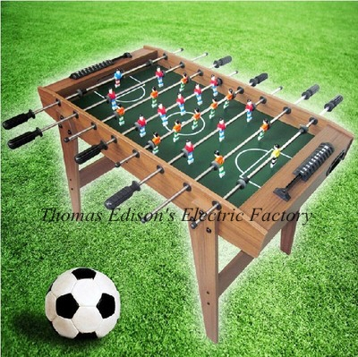 90*50.5*69cm Standard Football Soccer Table Game Football Game Set For Adult And Kid<br><br>Aliexpress