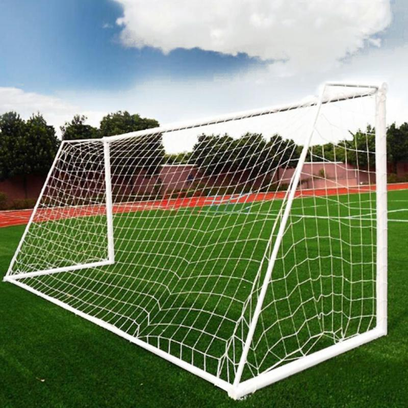 8 x 24FT Football Soccer Goal Post Nets Sport Training Practice outdoor Match(China (Mainland))