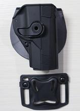 Для PX4 тактический Airsoft пейнтбол правша пистолет кобуры пистолет ж / петля талии весла черный