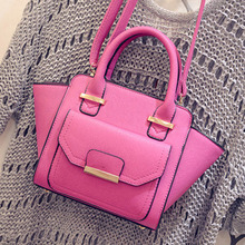 Women Messenger Pu Leather Bag Bags Handbags European And American Style Famous Brands Girls Tote Designer Shoulder High Quality