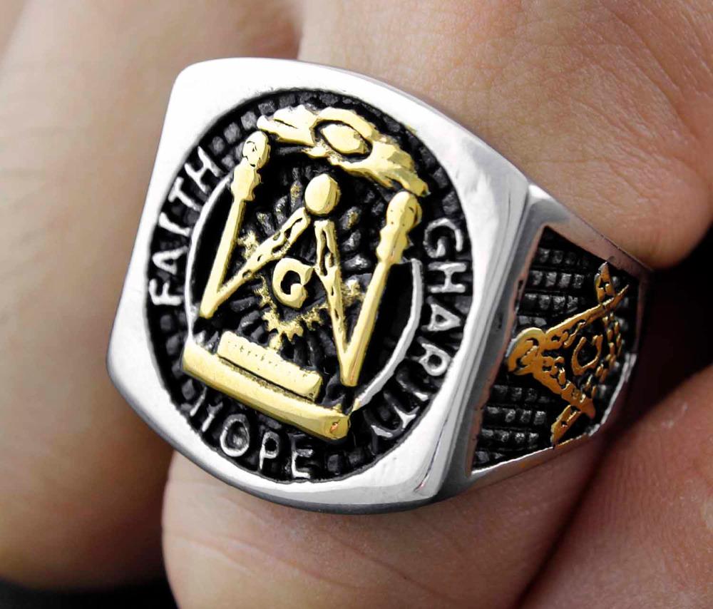 Freemason Ring For Sale Masonic Freemasons Ring