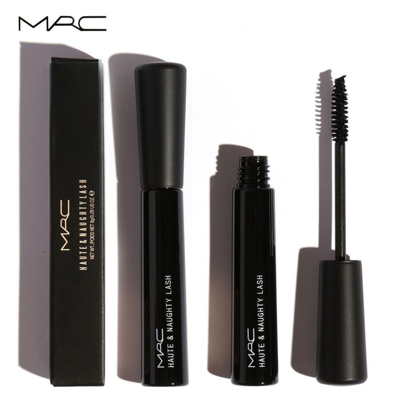 MRC Black Mascara Beauty Makeup Eyes Charming Curling Thicker Natural Cosmeics Eyes Make up Mascara Eye Mascara(China (Mainland))