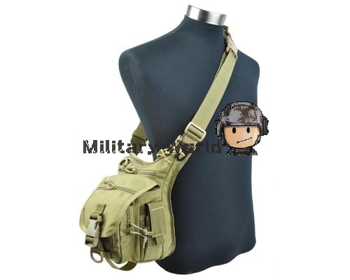 TacticalMilitary 1000D Utility Supper Small Shoulder Backpack Bag Pouch Backpack 1000D Molle Tactical Colossus Versipack