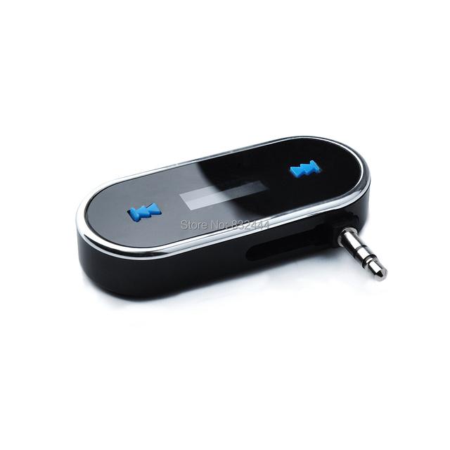 Wireless 3.5mm Audio Music In Car Hands Free FM Radio