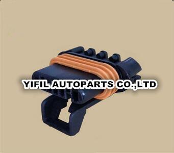 online get cheap gm wire harness connectors aliexpress com 100pcs lot 12162144 for delphi gm ls ls6 ignition