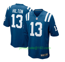 2016 Men Indianapolis Colts #12 Andrew Luck #13 T Y Hilton #1 Pat McAfee(China (Mainland))