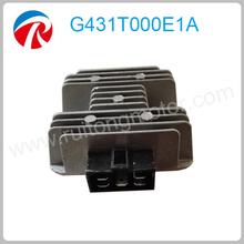 G431T000E1A 12v regulator rectifier,GY6 125cc scooter regulator rectifier