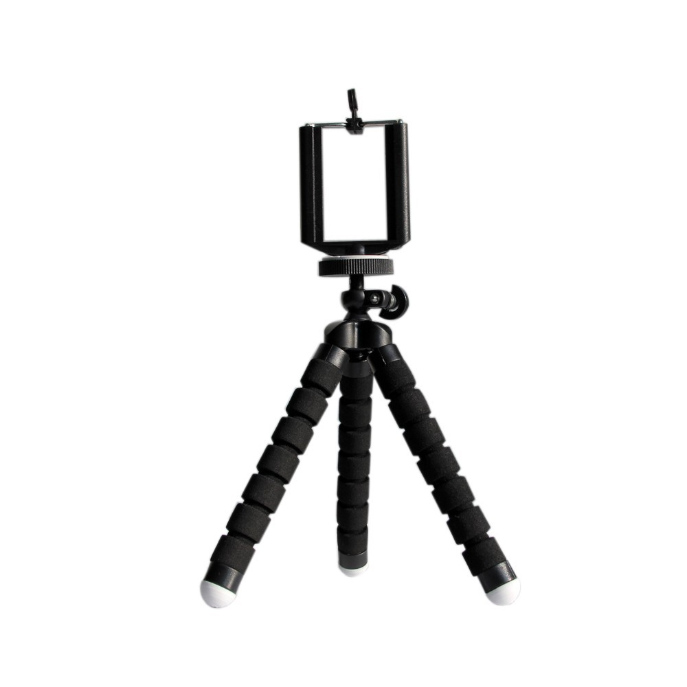 Phone Holder Flexible Octopus Tripod Bracket Stand Mount Monopod Adjustable Accessories For Samsung iphone SONY LG NOKIA Camera(China (Mainland))