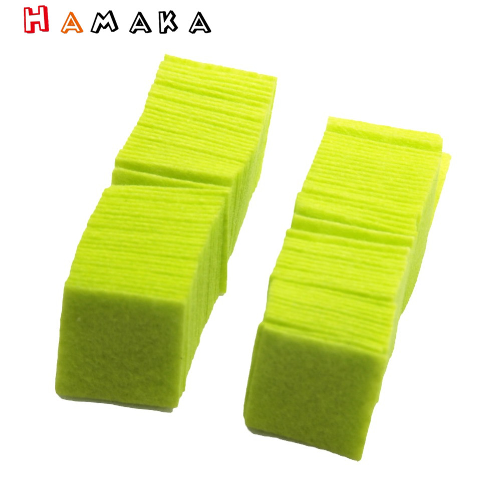 100Pcs Cotton Gun Cleaning Patches For Pistol &amp; Rifle 1 Square Gun Cleaning Kits<br><br>Aliexpress