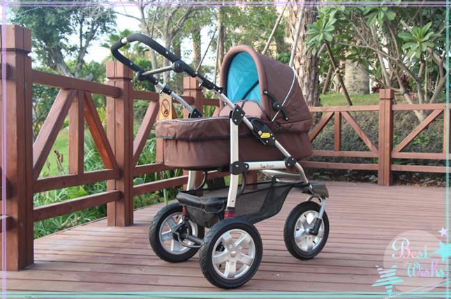 Самая легкая коляска люлька для новорожденных