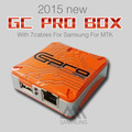 2015 NEW GPG team suppoart GC Pro Box with 7cables For Samsung For Mtk repair software