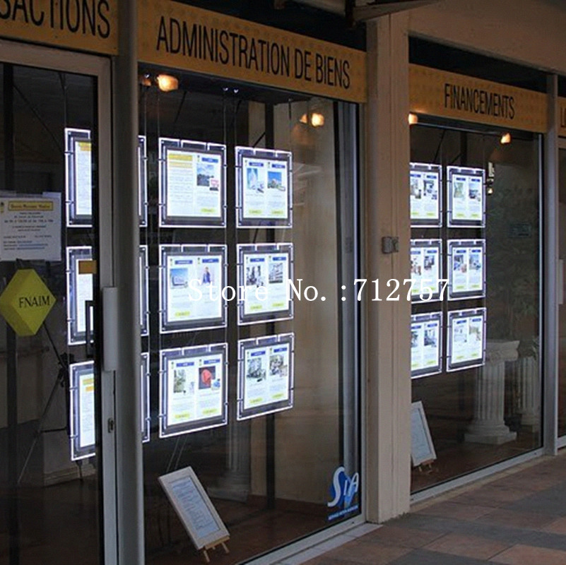 wire hanging window display promotion shop for promotional