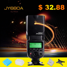 Buy Viltrox Camera Flash Speedlite JY-680A JY680A Canon 6d 650d Pentax Nikon d5300 d7200 d7100 d3100 d90 d3200 d5200 Olympus for $42.21 in AliExpress store
