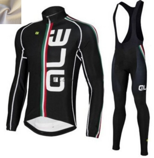 2016 ALE winter thermal Cycling clothing long sleeve men cycling hot style comfortable style red blue(China (Mainland))