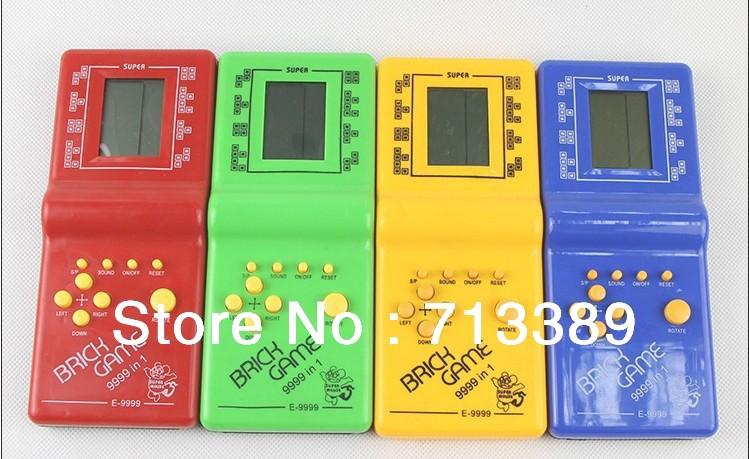 Tetris Handheld Electronic Game New Tetris Game Handheld