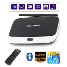 CS918 Android 4.2 TV Box Player RK3188 Quad Core 2GB/8GB WiFi 1080P with Remote Control US Plug Wholesale