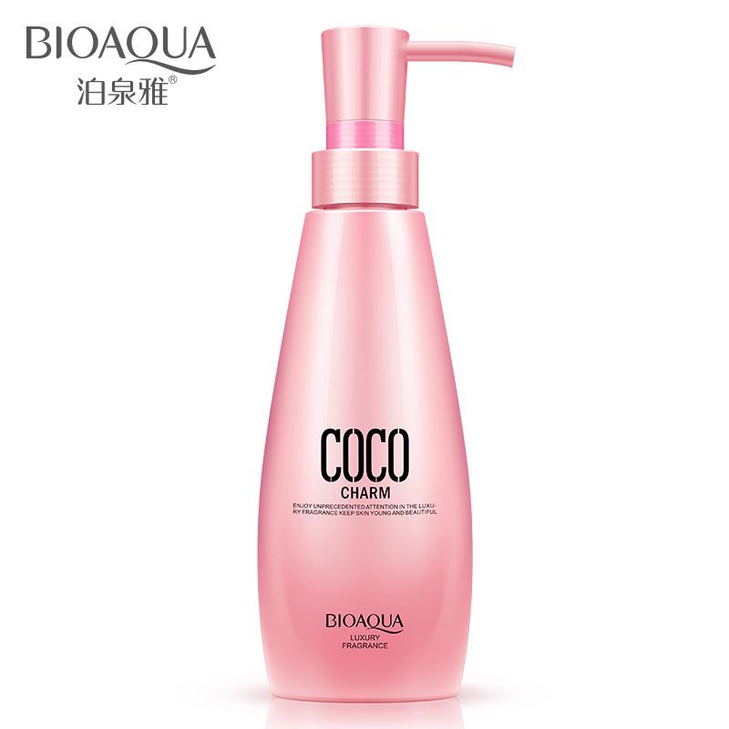BIOAQUA Charm Shower Gel Moisturizing Body Scrub Lasting Fragrant Fresh Luxury Fragrance Beauty Bath Shower Gels(China (Mainland))