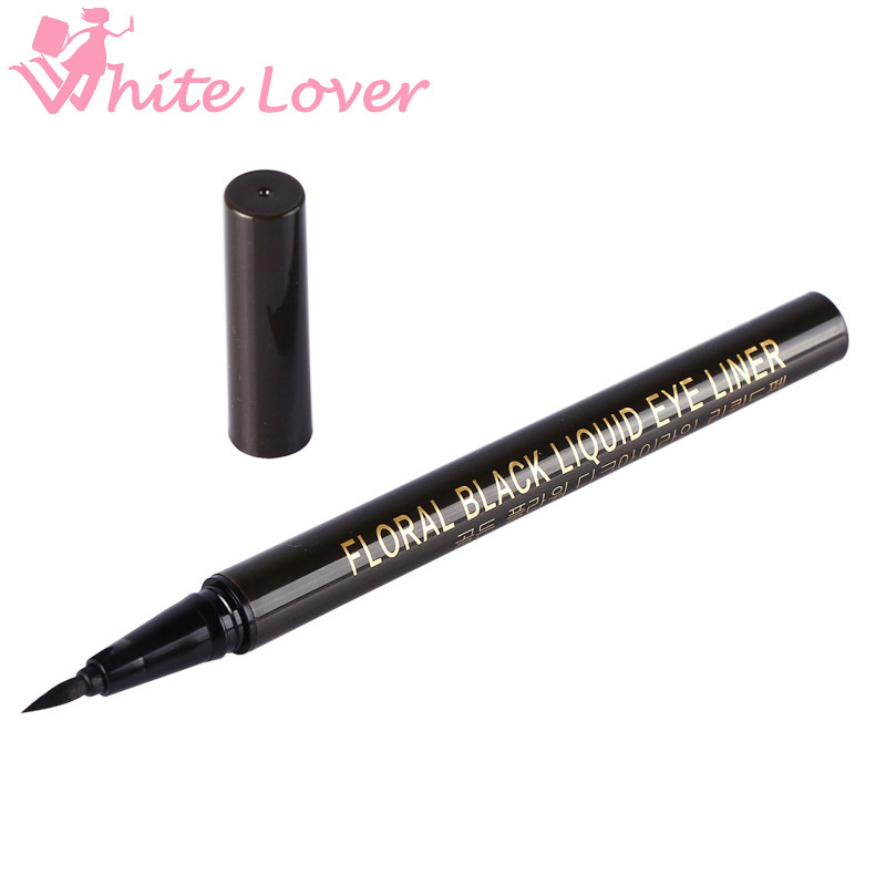 liquid eyeliner Pen eye make pencil makeup Gel Thin Design Waterproof Eyeliner pen liners #7093 - White Lover store