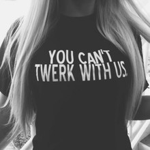 2015 Hot sale summer graphic letter printed funny tshirts women tops for girls woman unisex female