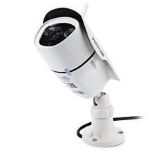 Buy Wanscam HW0042 960P 1.3MP P2P CMOS Sensor WiFi Outdoor Wireless IP Bullet Camera Built-in 16G TF Card Support Security White for $59.84 in AliExpress store