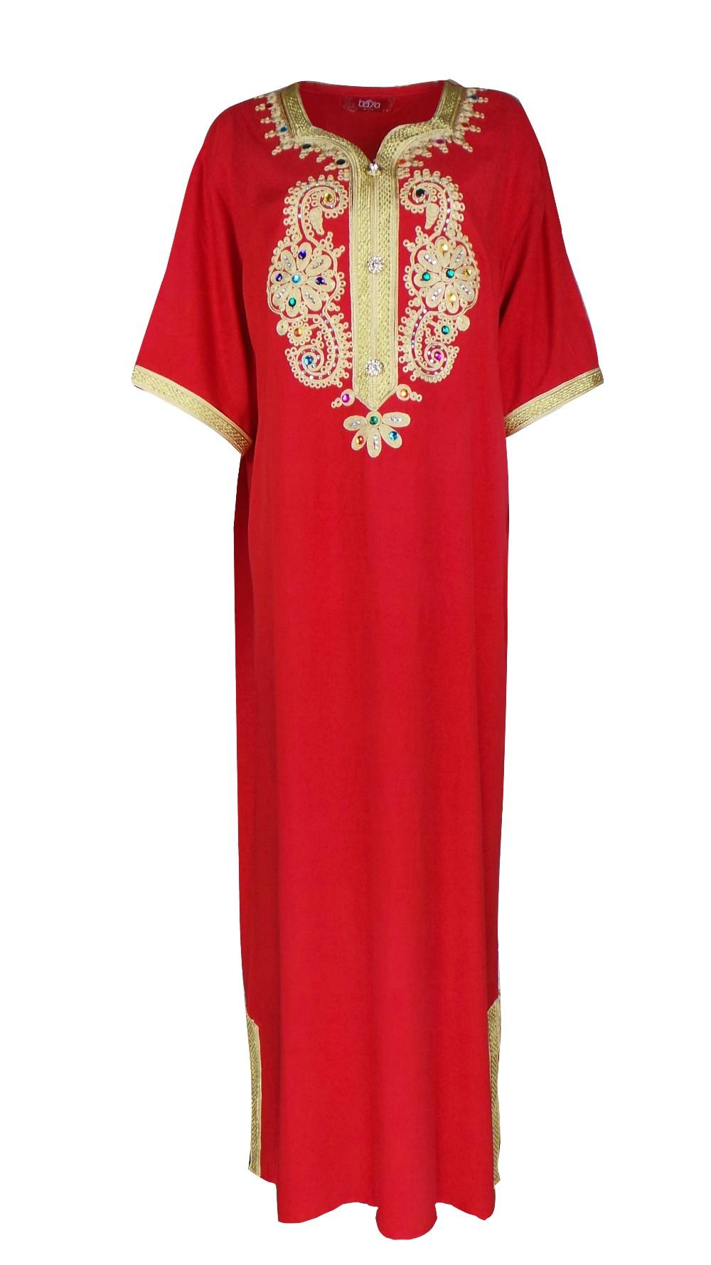 Muslim Women long sleeve long dress islamic clothing Dubai kaftan caftan turkey moroccan maxi / long Abaya turkish fashion 1606
