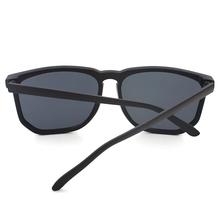 2015 New Metal Wrap Cat Eye Sunglasses Men Polarized New Vintage Fashion Summer Cool Sun Glasses