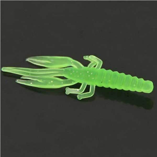 Gilo Soft Shrimp Shaped Bait Saltwater Fishing Lures Crayfish Soft Bait(China (Mainland))