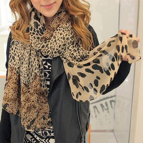 Горячая распродажа шелковый шарф кашемир шифоновый шарф животных печать супер звезда стиля леопард шаль бренд дизайнер шарфы и палантины шарф