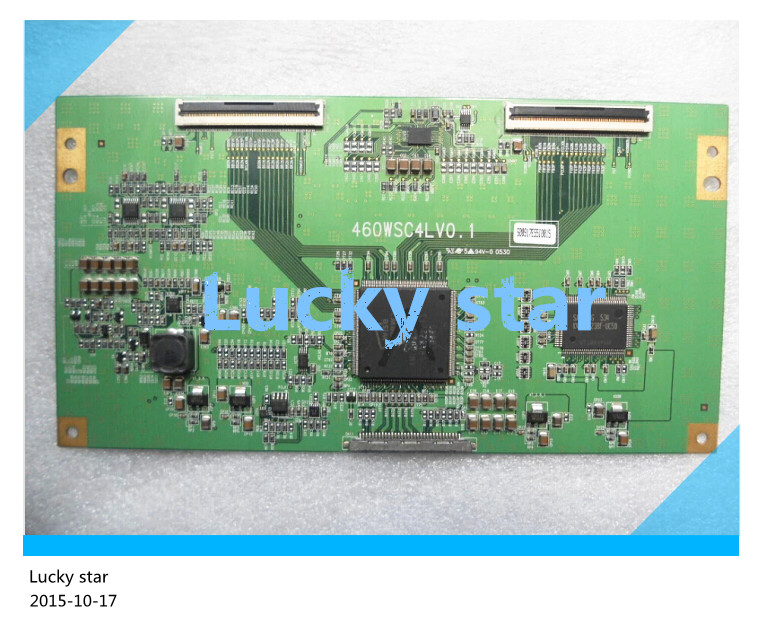 100% tested good working High-quality for original 460WSC4LV0.1 LT4619 LTA460WS-L03 logic board 98% new