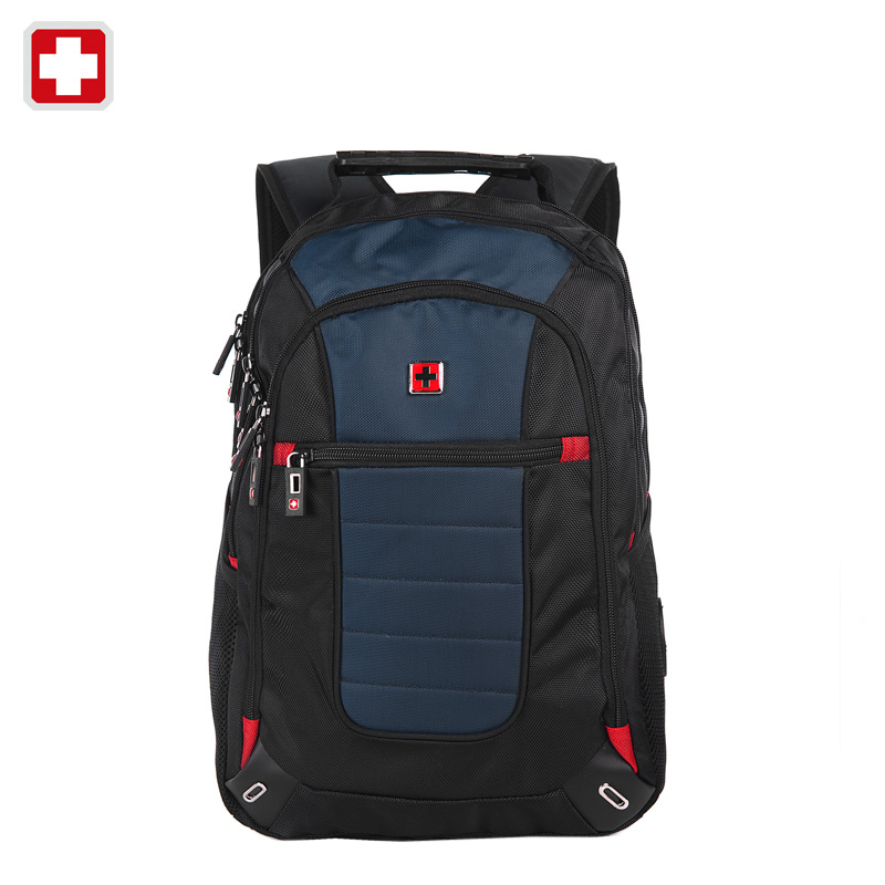 "Swiss Gear laptop bag backpack 15.6"" Swiss New Design Multifunctional Men's Backpack For Business Laptop rukzak bagpack(China (Mainland))"