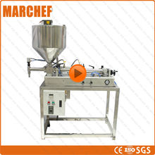 CE ISO 100% Good feedback 50-500ml glass cement silicon sealant filling machine(China (Mainland))