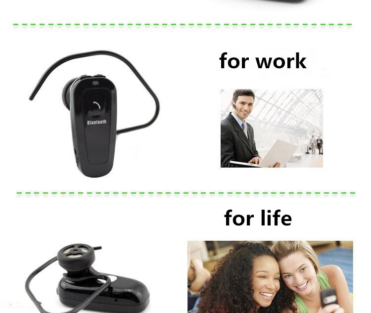 HOT SALE Newest Bluetooth Wireless Headset BH320 Headphones Earphone With Microphone for iphone Samsung handsfree freeshipping