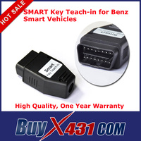 2013 Top Quality SMART Key Teach-in for Mercedes Benz Smart Vehicles - Key Programmer Support All Key Lost