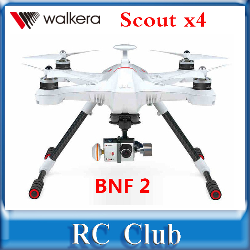 Walkera Scout X4 BNF ( BNF2 version ) GPS FPV RC Quadcopter (Without DEVO F12E Transmitter ) (with battery&amp;charger)<br><br>Aliexpress