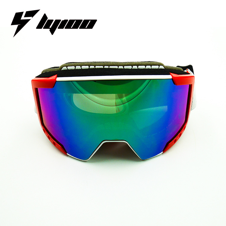 Hot ! New Brand Fashion Outdoor Windproof Glasses Ski Goggles Dustproof Snow Glasses Goggles Downhill Free shipping<br><br>Aliexpress