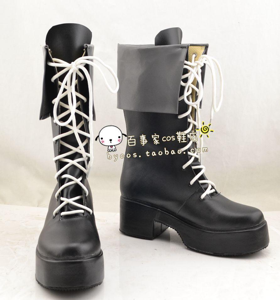 Assassination Classroom Kayano Kaede Shoes Boots Custom-Made(China (Mainland))