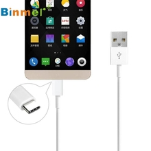 Buy Binmer 2M USB-C USB 3.1 Type C Data Charge Charging Cable Samsung Galaxy Note 7 Nexus 6P/5X Oneplus 3 Aug 08 for $1.10 in AliExpress store