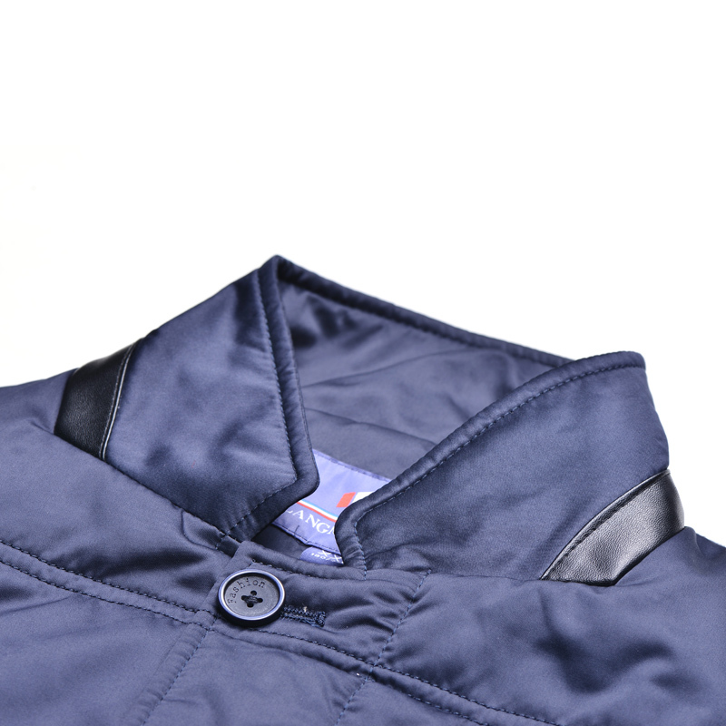 2015 new men patchwork jacket outdoor super warm slim parka coats fashion brand clothes men stand