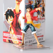 Buy One Piece Monkey D Luffy Figuarts 5th Anniversary Edition PVC Action Figure Collectible Model Toy 15CM for $14.99 in AliExpress store