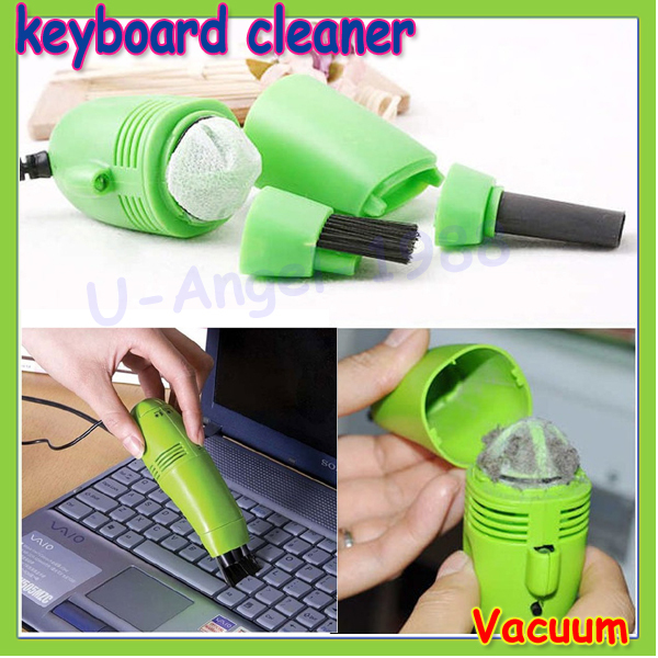 1pcs Computer Keyboard Vacuum Cleaner USB Vacuum Cleaner Mini Cleaner Clean Computer Wholesale Dropship(China (Mainland))