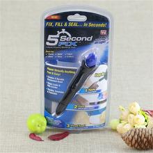 UV Light Repair Tool Liquid Plastic Weld Pen for Plastic, Metal, Wood, Glass 5 Second Fix(China (Mainland))