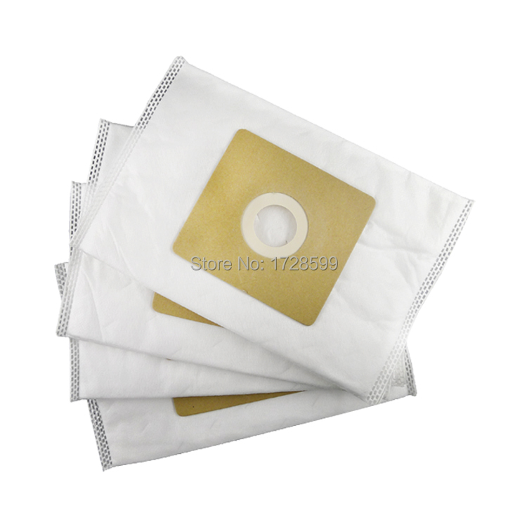 5PCS Hand Vacuum Cleaner Dust Bag S-Bag Filter Paper Bag For Philips Sanyo Haier Electrolux Toshiba FC8334 FC8336 FC8338 FC8344(China (Mainland))