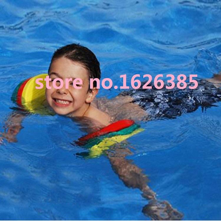 Высокое качество ребенок ребенок рука кольцо пена плавать браслет дети защитить 4 пара шар плавать кольцо инструмент защитную одежду