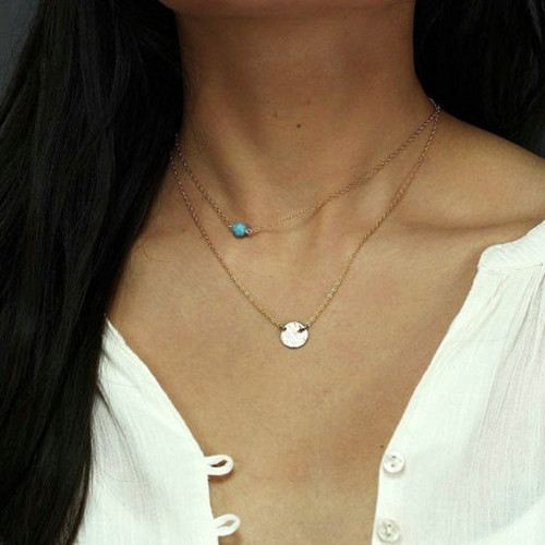 Gold Plated Long Necklace Online Necklaces Gold Plated Thin