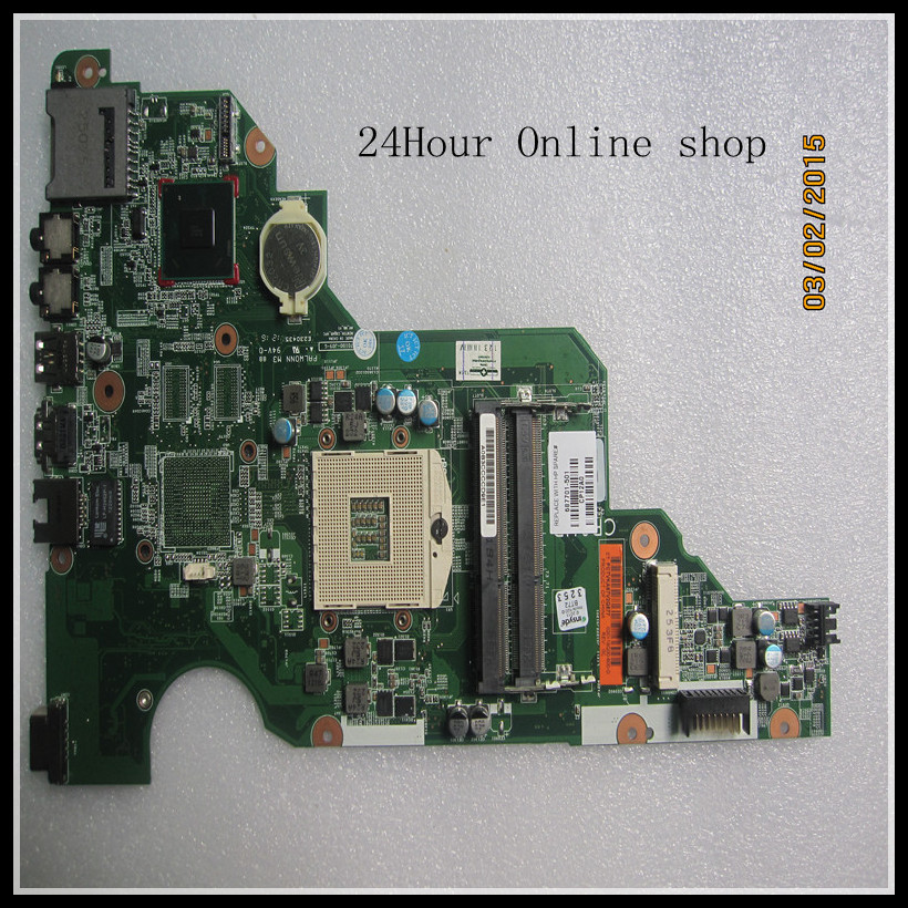 For HP 650 motherboard P/N 687701-501 integrated chipset HM75 100% tested, in good conditions<br><br>Aliexpress