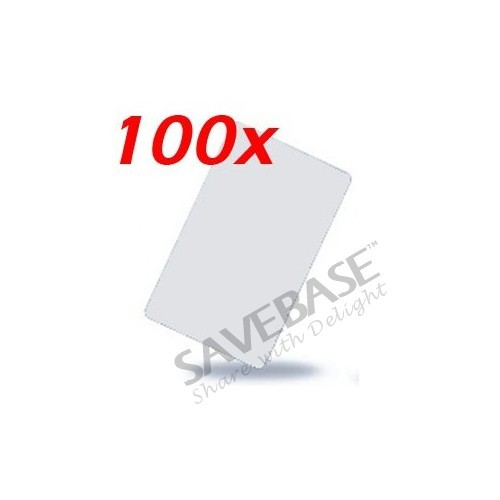 NEW 100pcs125K Thin RFID Proximity ID Card For Access Control And Time Clock Use(China (Mainland))