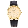 Luxury Gold Brand Watch Fashion Men s Quartz Watch Auto Calendar Wrist Watches Business Clock Relogio